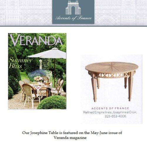 Veranda May-June 2014