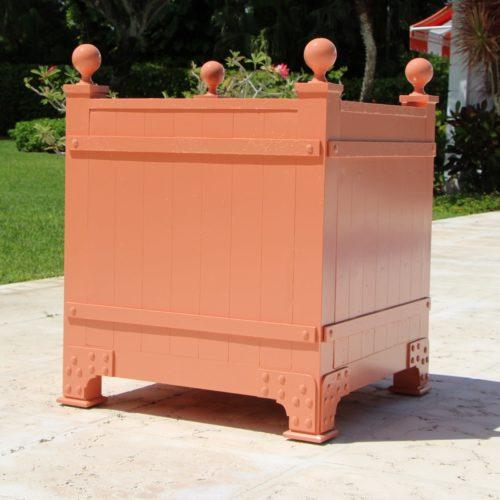Aluminum Box d'Orangerie