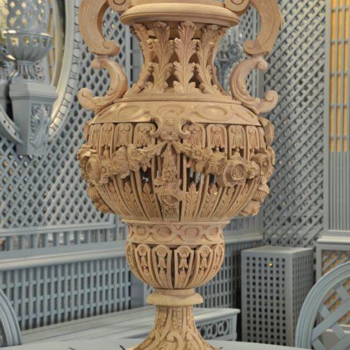 Montmorency Vase