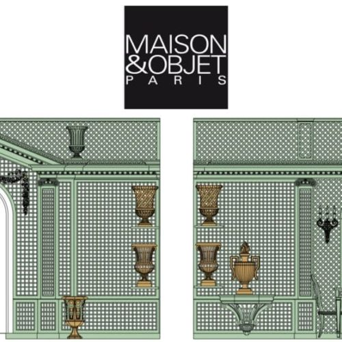 Accents of France- Maison & Objet 2018- Hall 7 Booth J204